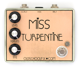 Miss Turpentine